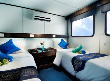 M/V Galapagos Master liveaboard vessel