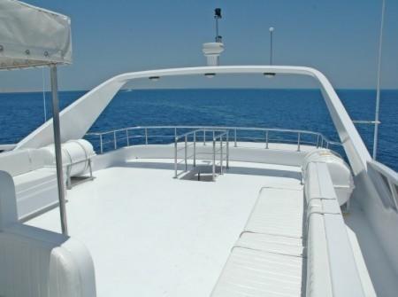 Sun-Deck M/Y Blue Fin Red Sea
