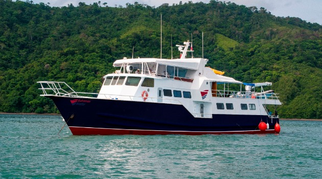 M/V Bahamas Master Liveaboard Diving Vessel