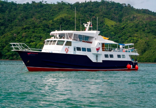 M/V Bahamas Master liveaboard vessel