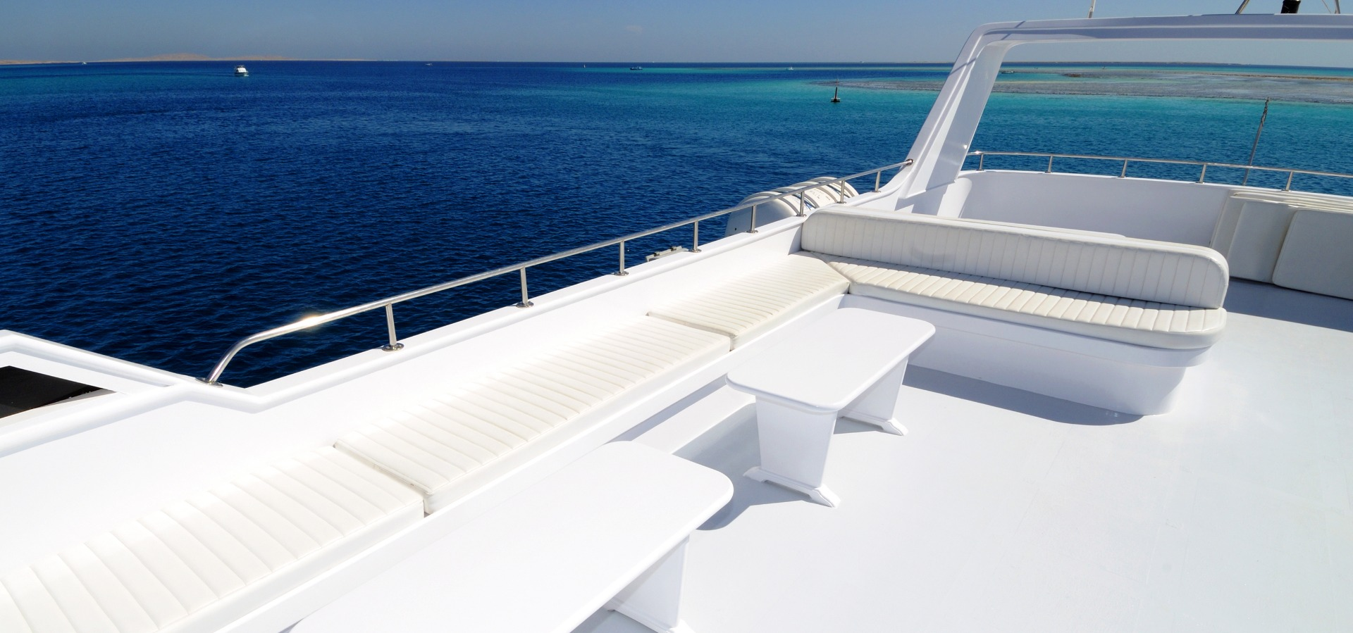 M/Y blue Melody sundeck, Red Sea, Egypt