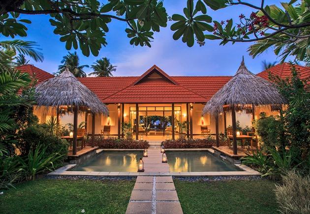 Stunning Kurumba resort in the Maldives