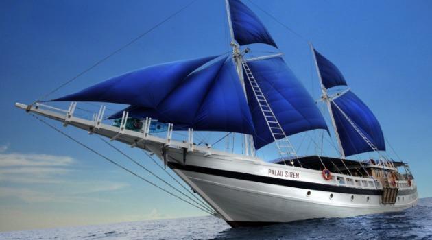 S/Y Palau Siren, Sailing Yacht