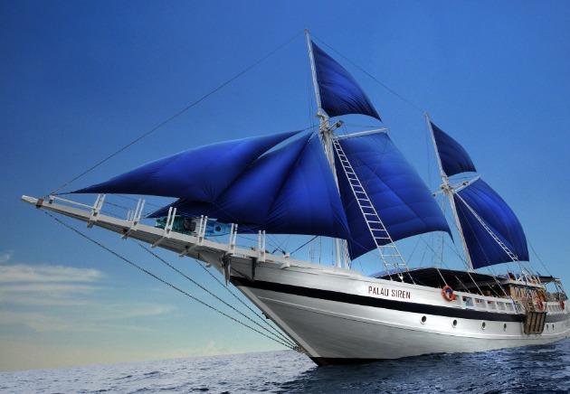 Palau Siren, image,