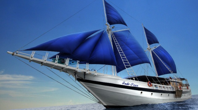 Indo Siren, Sailing Yacht, image,