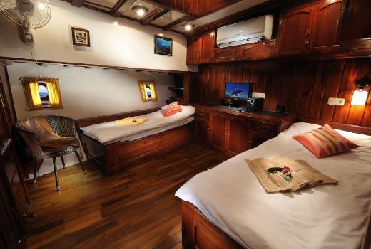 Indonesia, Indo Siren, Twin Cabin, image,