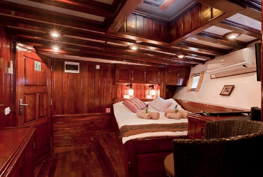 Indonesia, Indo Siren, Double Cabin, image,