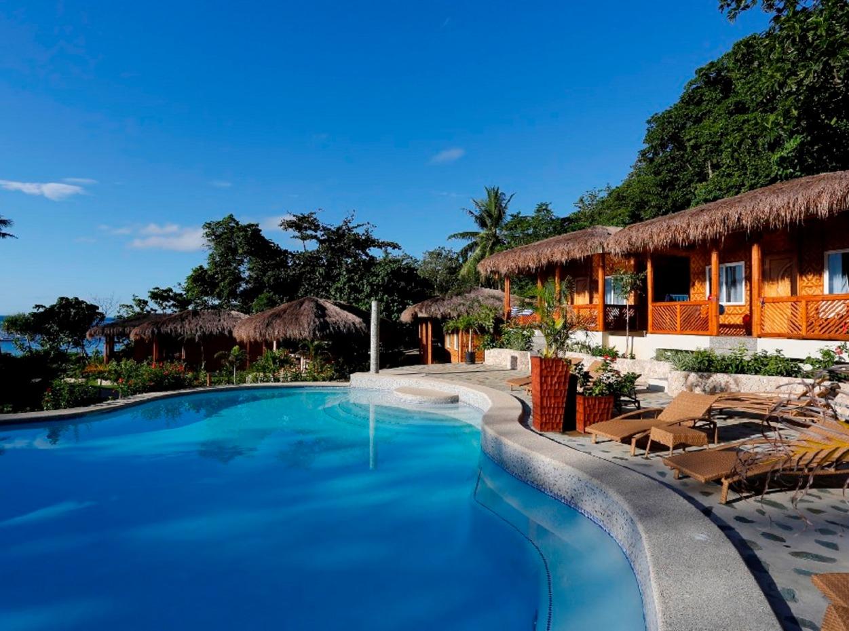 Philippines, Bohol, Magic Oceans Dive Resort, Pool, image