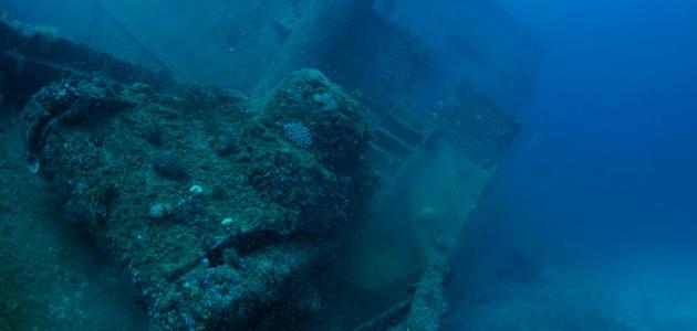 Truk Lagoon, tank wreck dive site