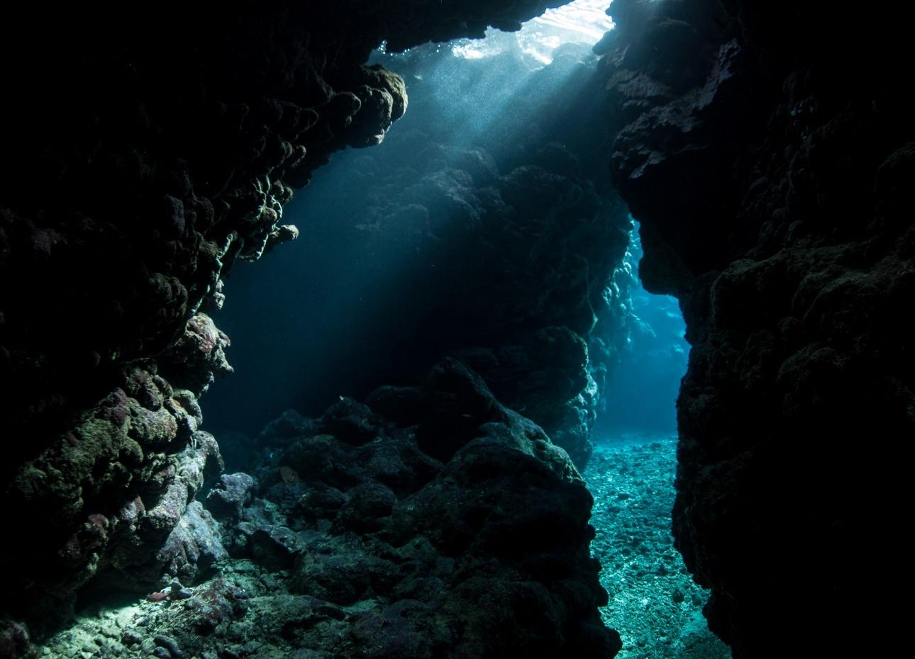 Solomon Islands, Deep Cave, image