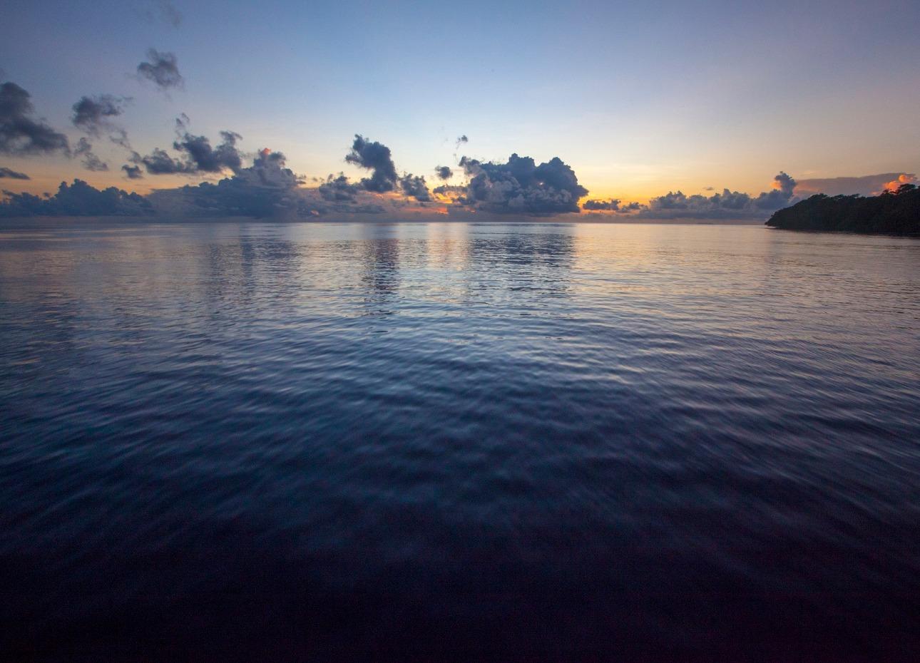Solomon Islands, Sunrise, image