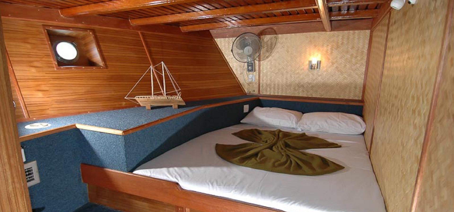 sea spirit double cabin, Maldives